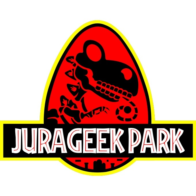 stickers d co jeux vid o parodie yoshi jurassic park jurageek park. Black Bedroom Furniture Sets. Home Design Ideas