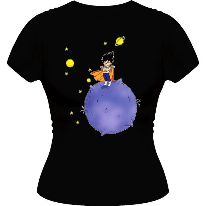 Shirt Manga Parodie Dragon Ball Z DBZ LE Petit Prince DE L Espace