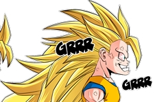 Manga - Parodie DBZ Sangoku Super Guerrier Evolution