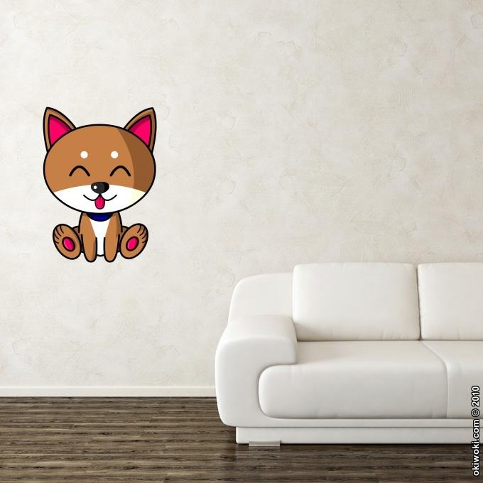 stickers d co kawaii baby dog vol 1. Black Bedroom Furniture Sets. Home Design Ideas