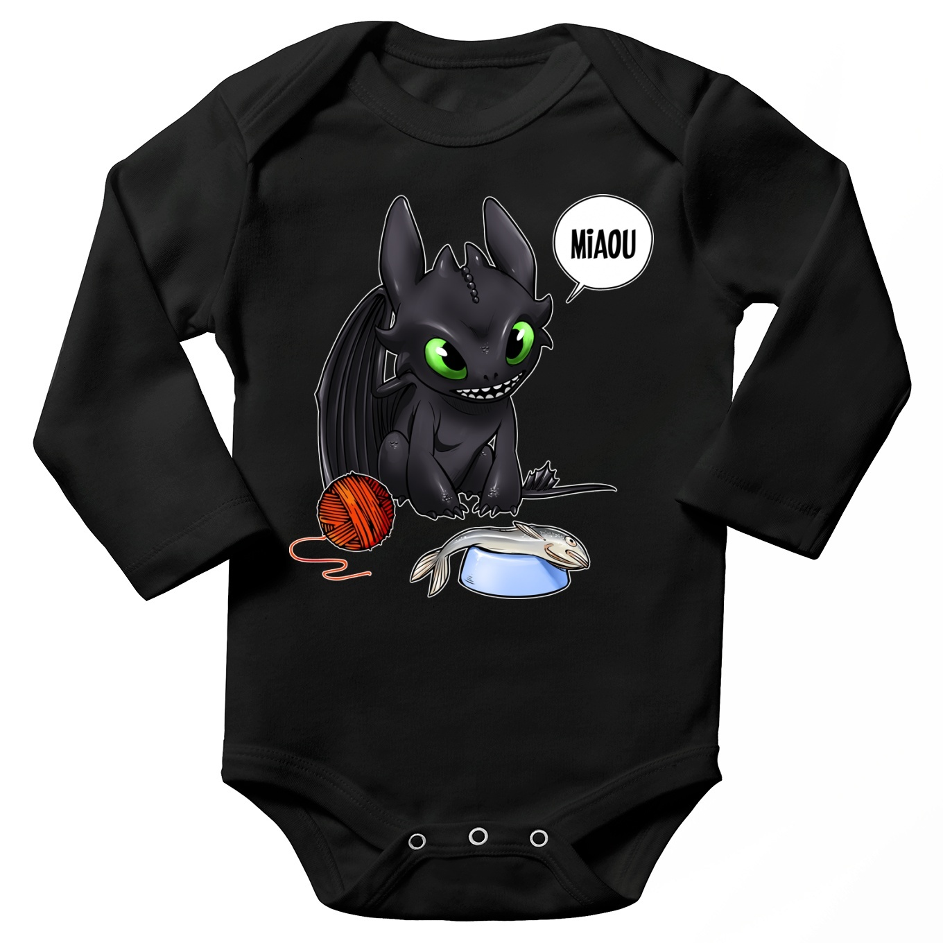 Long sleeve Baby Bodysuits Movies Parodies