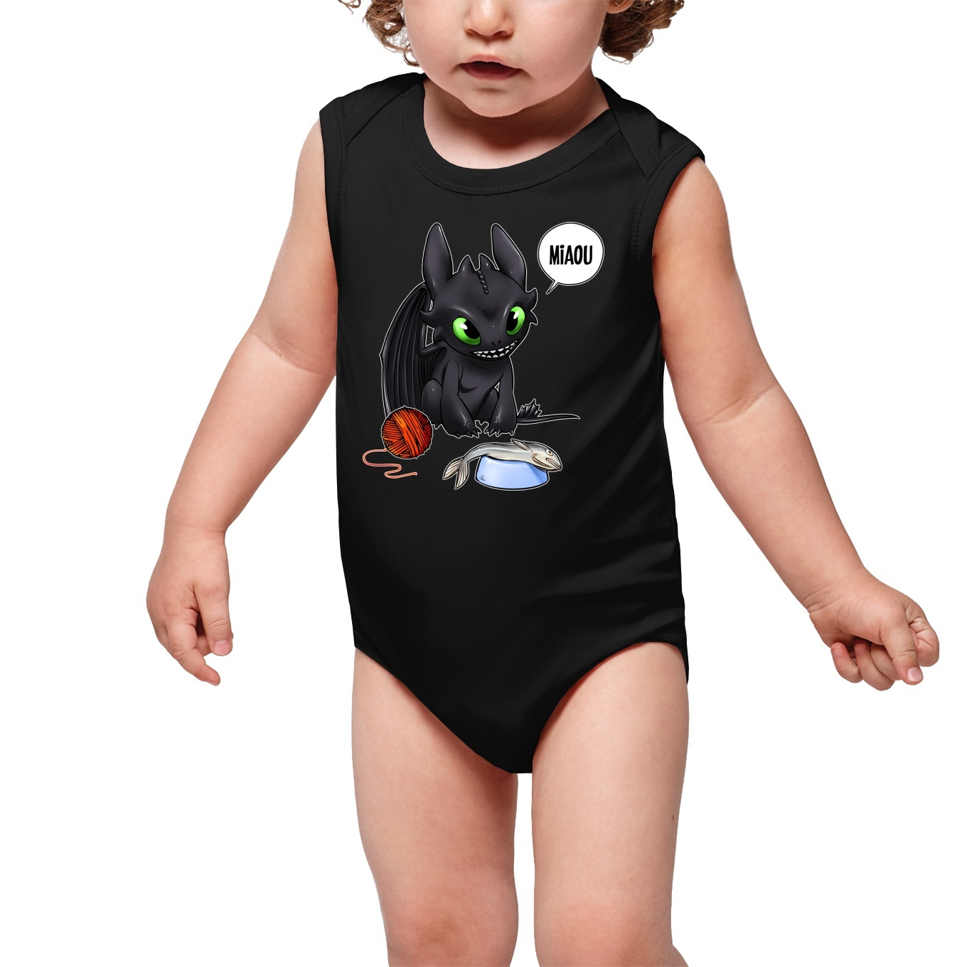 Sleeveless Baby Bodysuits Movies Parodies
