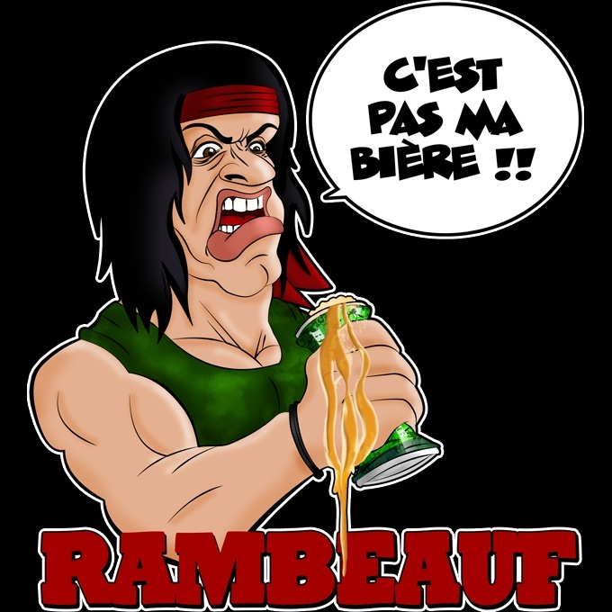 parodie rambo