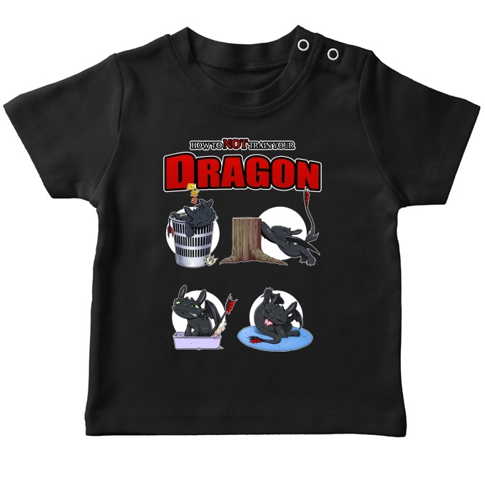 How to NOT train your Dragon