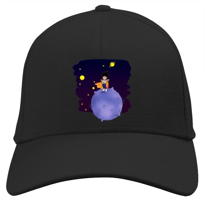 Le Petit Prince de l'Espace (avec décor)