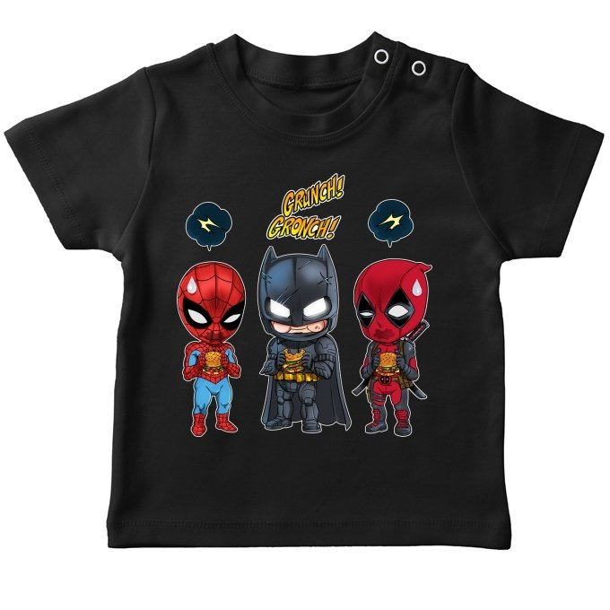 Batman, Deadpool and Spider-Man Mask Trouble...