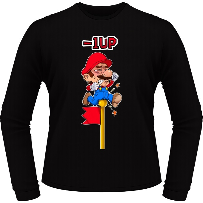 T-Shirts manches longues - 1 UP !!