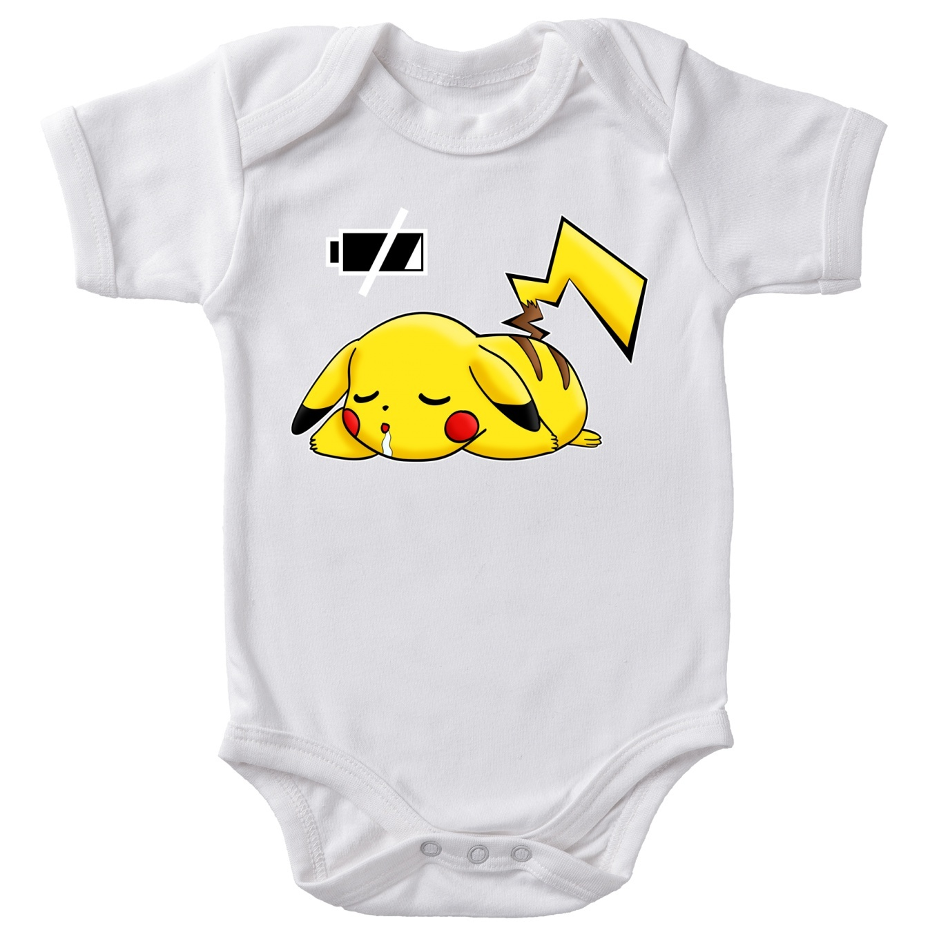Short sleeve Baby Bodysuits Video Games Parodies