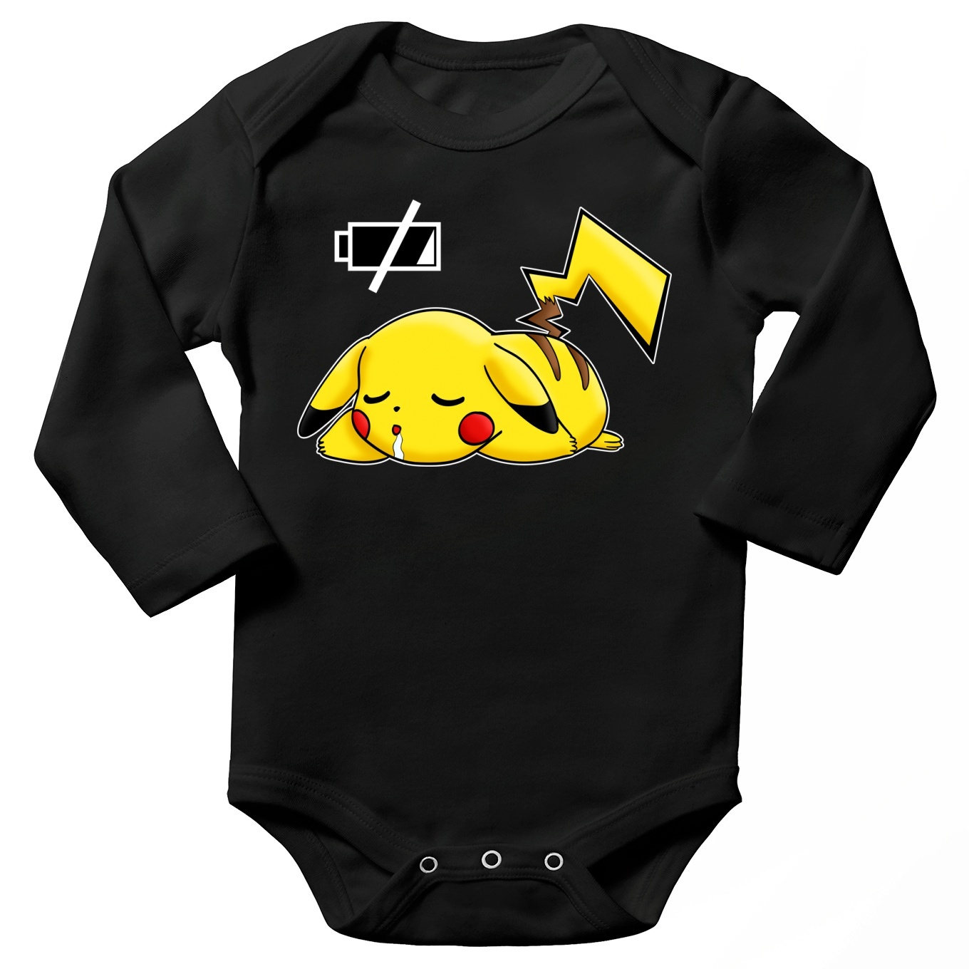 Long sleeve Baby Bodysuits Video Games Parodies