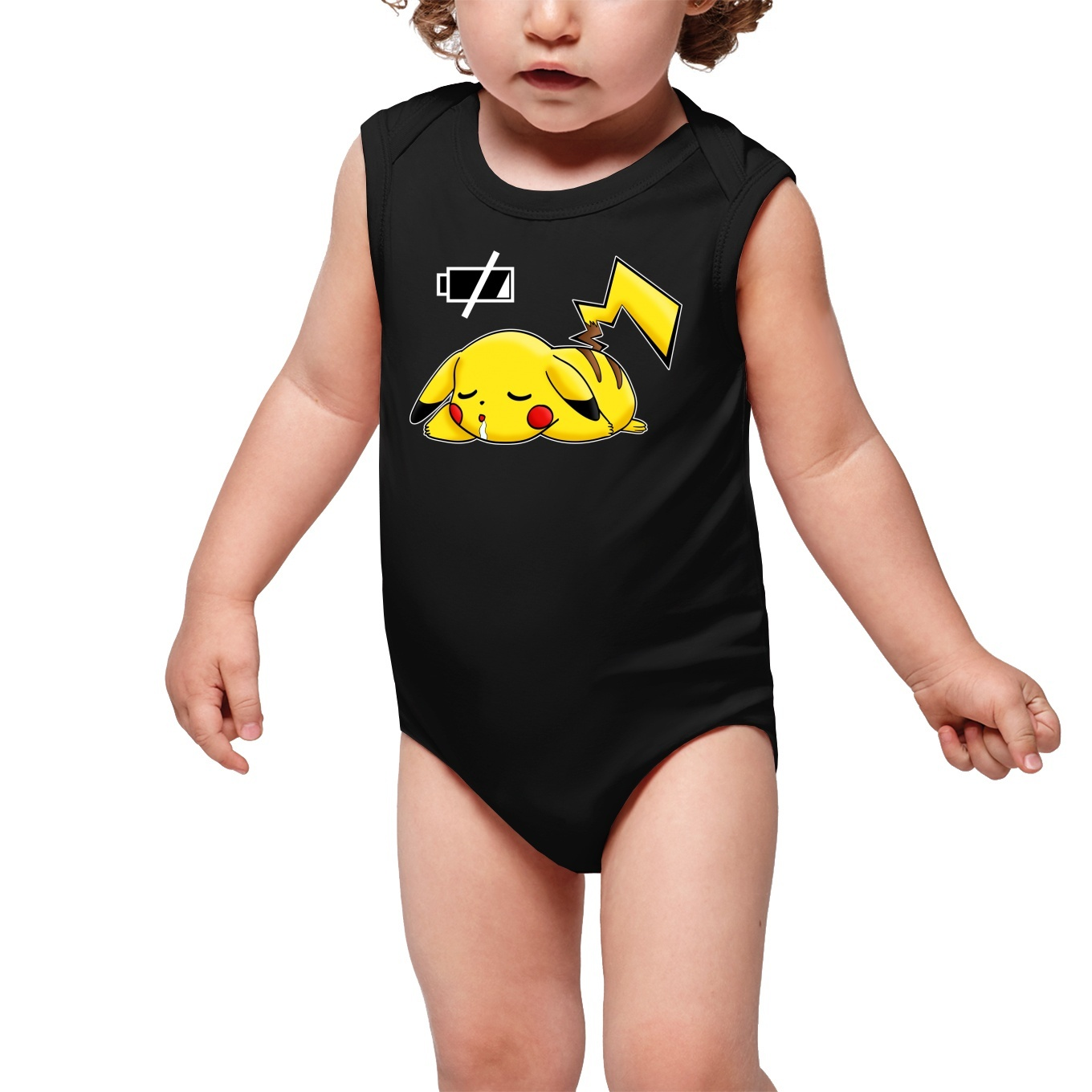 Sleeveless Baby Bodysuits Video Games Parodies
