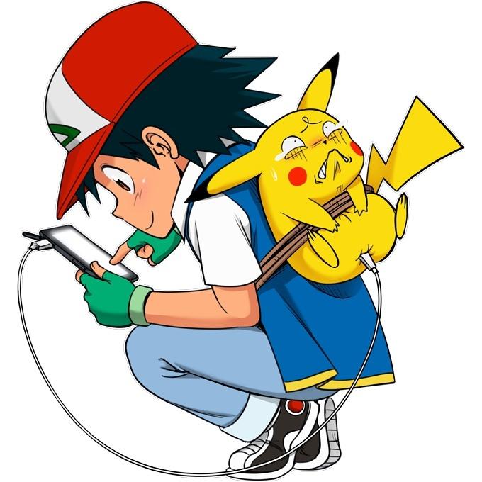 Pikachu : Parodie Pok/émon : Imbattable dans Les Concours de Cosplay Okiwoki Body b/éb/é Bleu Pok/émon parodique Pikachu Cosplay/é en