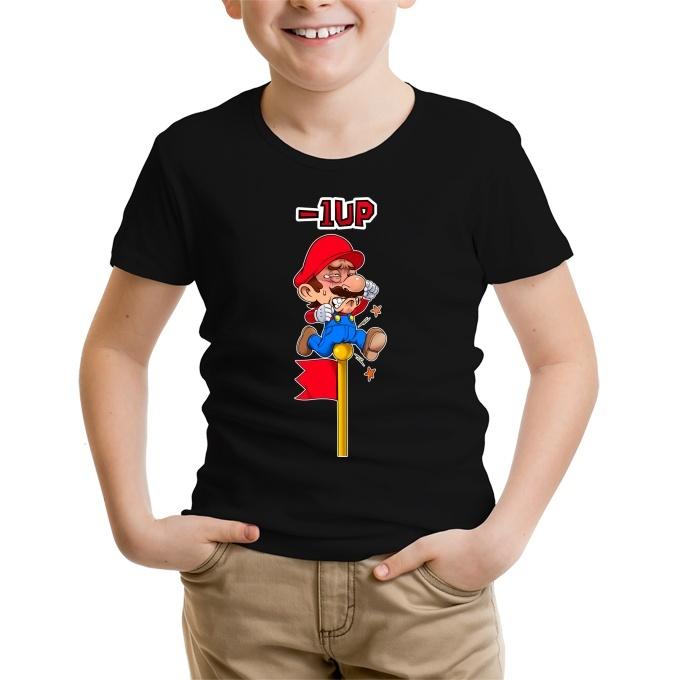 T-shirts Enfants Garçons - 1 UP !!