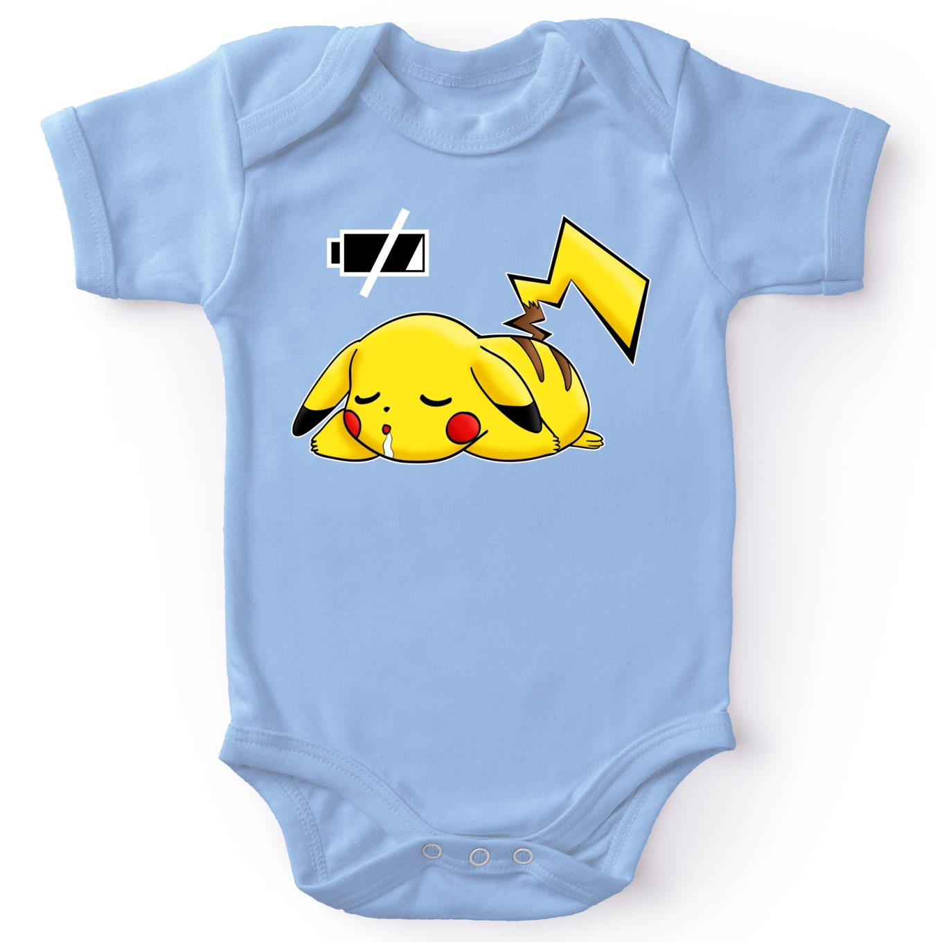 Short-sleeved baby bodysuit (boys) Video Games Parodies