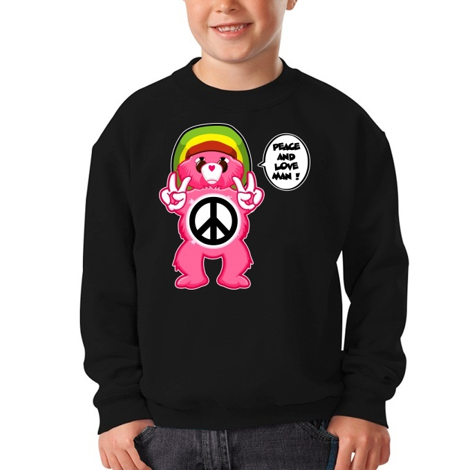 Care Bears - Peace And Love Man