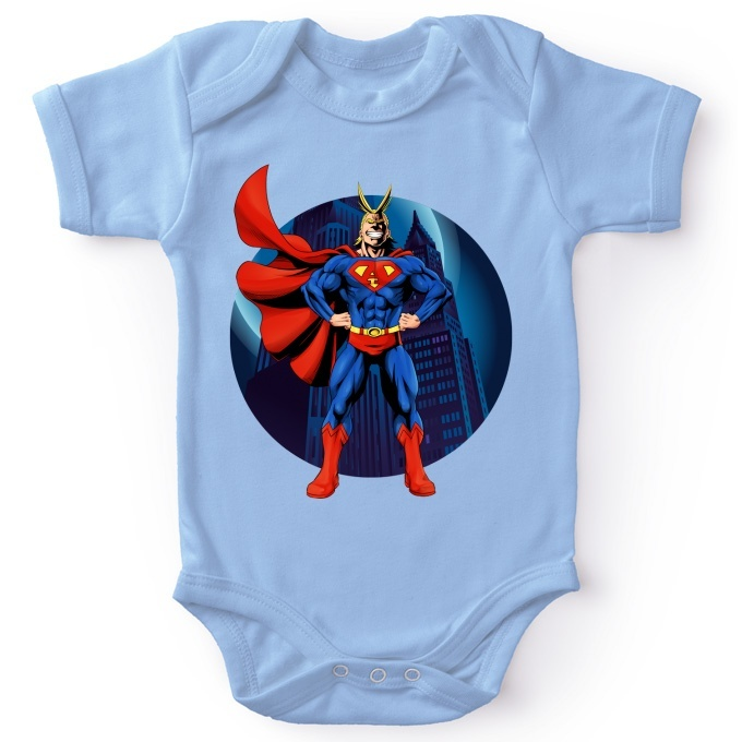 Super AllMight man :)