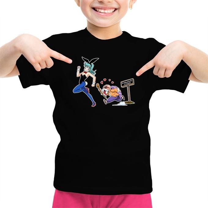 2f15c000113 Kids Premium T Shirtmaster roshi Source · Funny Dragon Ball T Shirts Master  Roshi and Bulma Dragon Ball Parody