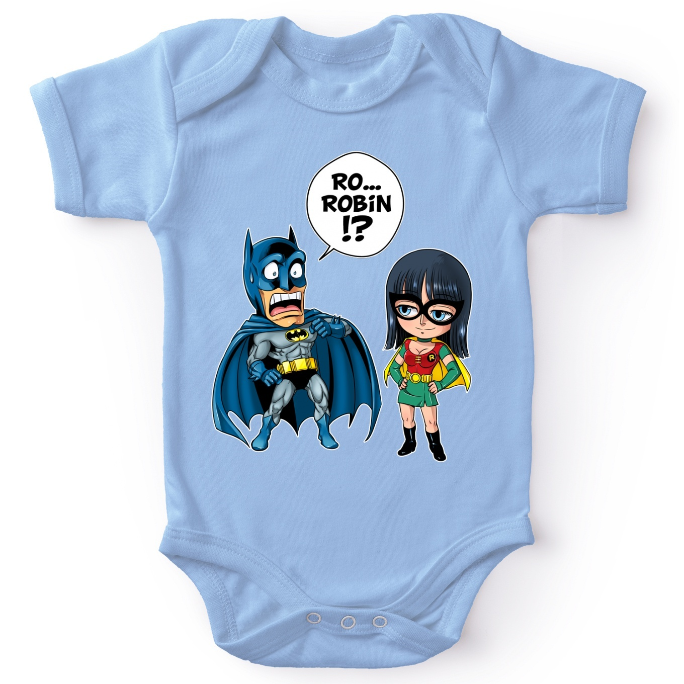 Short-sleeved baby bodysuit (boys) Manga Parodies