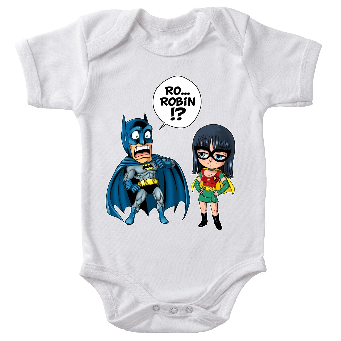 Short sleeve Baby Bodysuits Manga Parodies