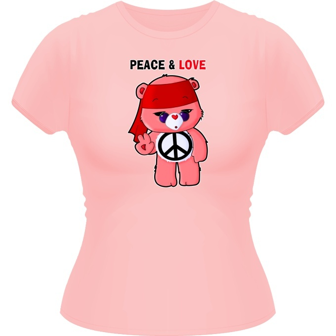 Peace And Love ! (Chibi Version)