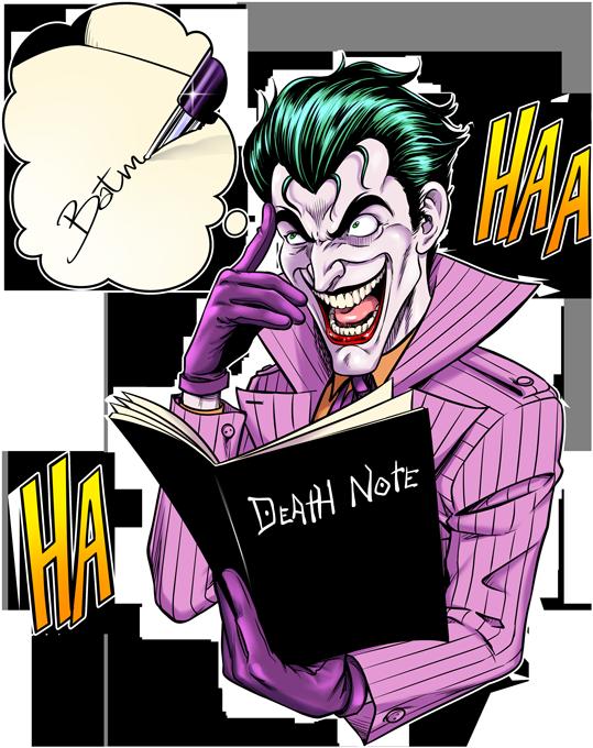 Le Joke Note...