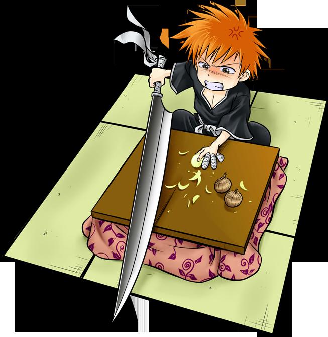 Couteau de cuisine !?