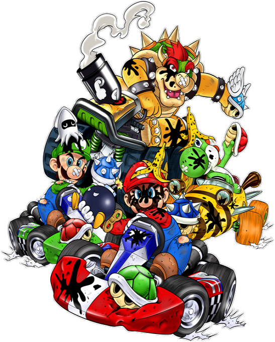 Kart Fighter Racing