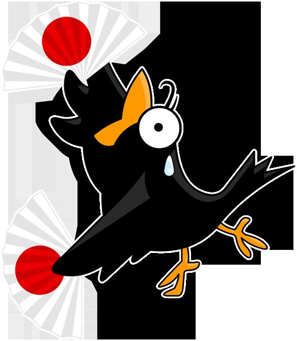 Le Corbeau Baka Baka fait la Fiesta - (Version SOLO ) !