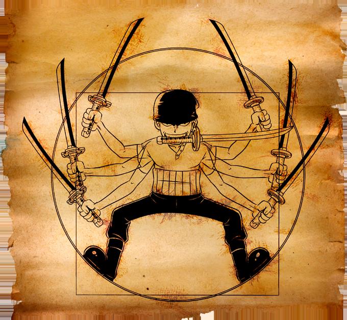 Da Vinci Samurai !