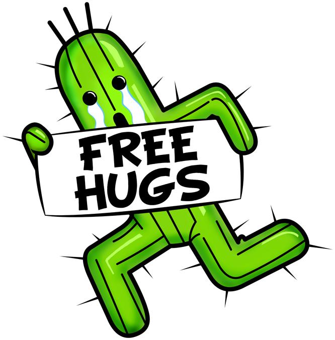 Pampa - Free Hugs