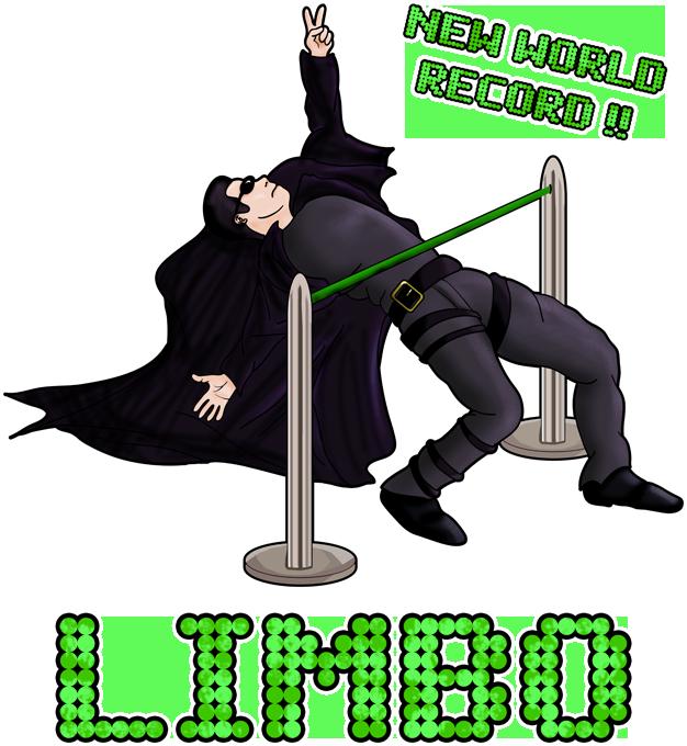 Le Roi du Limbo !