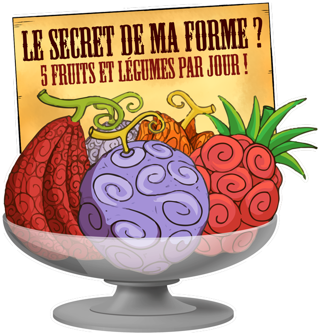 Le secret de la forme des pirates de Grand Line !
