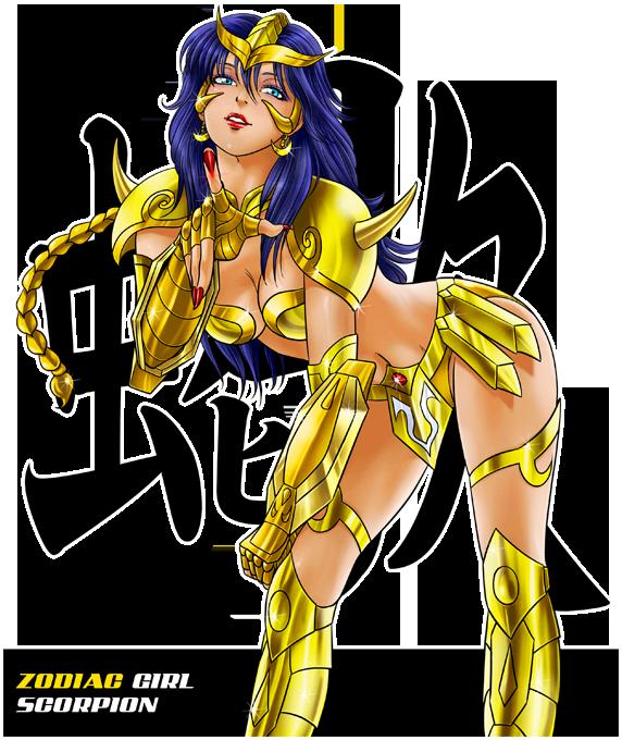 La Sublime Taniya née sous le Signe du Scorpion !