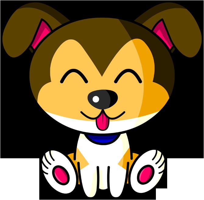 Kawaii Baby dog Vol.6