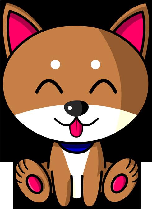 Kawaii Baby dog Vol.1
