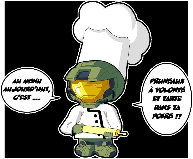 Master Chef...  :)