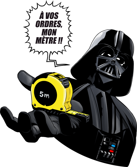A vos ordres, mon Mètre... !!