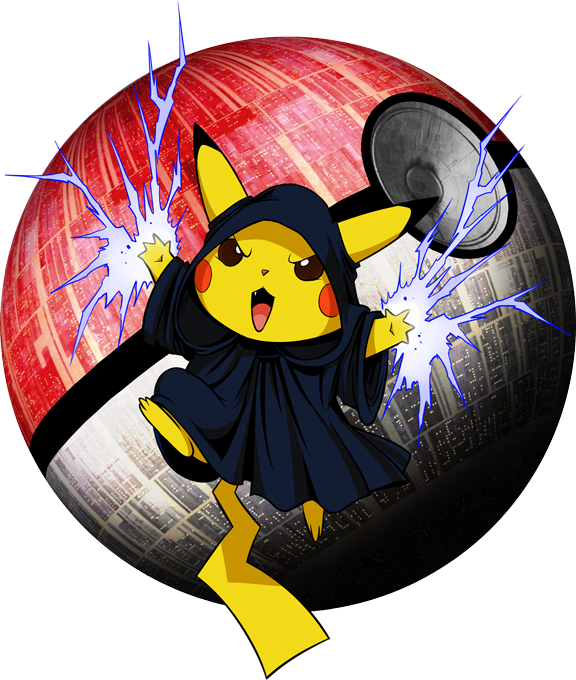 Pika Dark Side :)