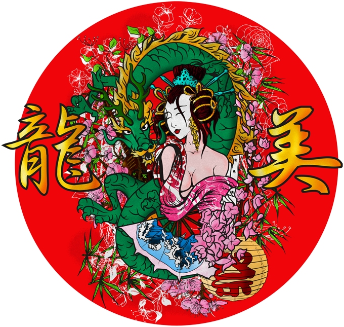 La Geisha et le Dragon (Ryumi) !