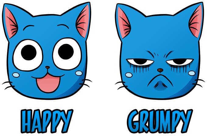 Happy Grumpy