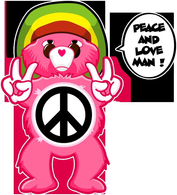 Peace And Love Man - Reggae Version
