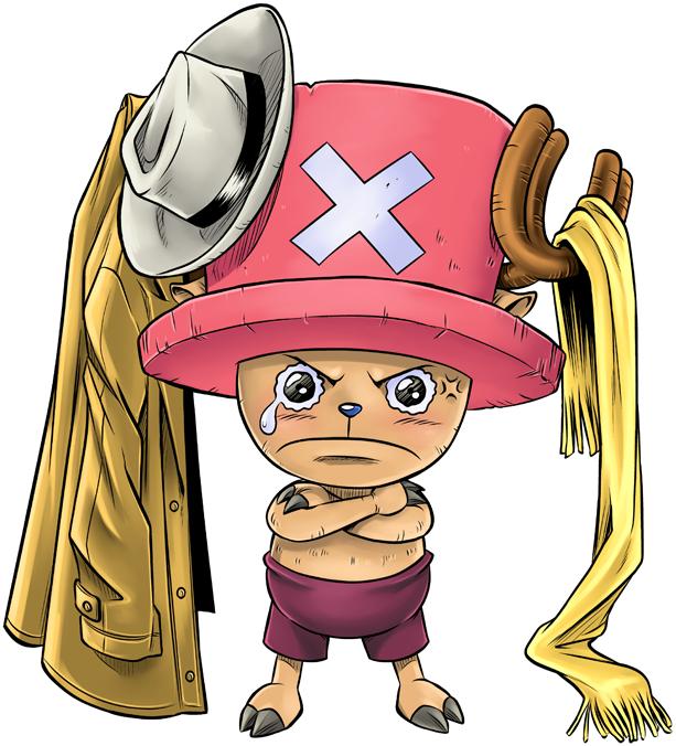 T-shirts One Piece parodique Tony Tony Chopper : Etendage pirate :) (Parodie One Piece)