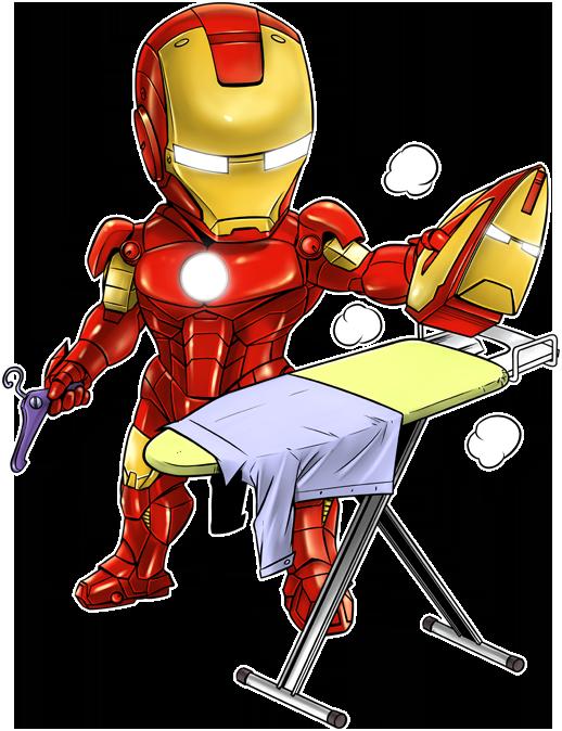 Le super Héros du Quotidien !!