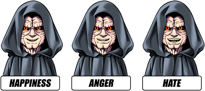 Palpatine aka Darth Sidious the Sith