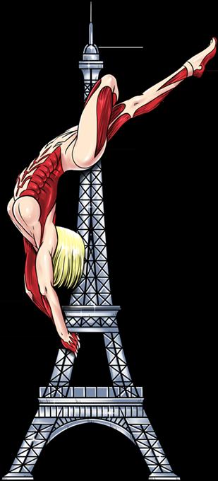 Annie Leonhart Titan Form