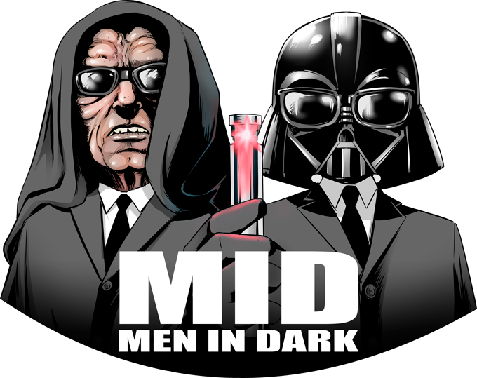 Men In Dark !!