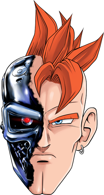 Android 16 X The Terminator