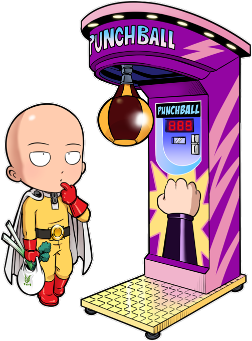 Super One Punch Machine