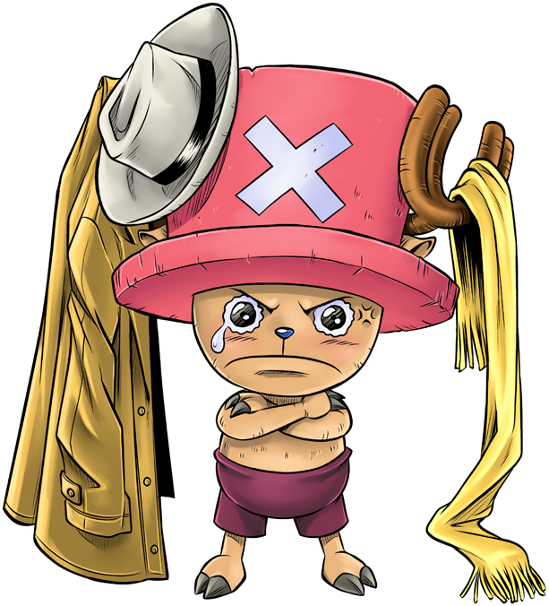 T-shirts One Piece parodique Tony Tony Chopper : Etendage pirate :) (Parodie One Piece)