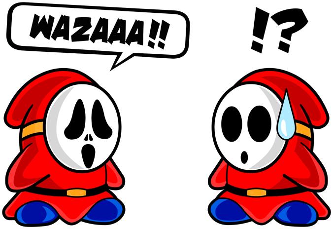 Wazaaaa !!
