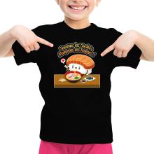 T-shirts  parodique Humoristique - Collection Humour et Japan par okiWoki : Sauvons les Sushis !! (Parodie )